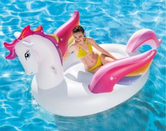 Mega Inflable  Unicornio
