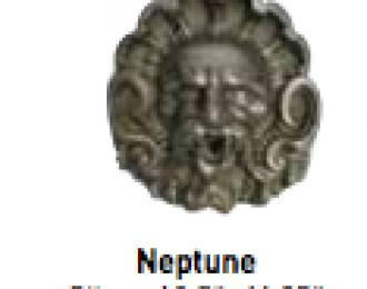Accesorio ornamental para fuente