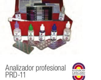 Analizador profesional PRD-11